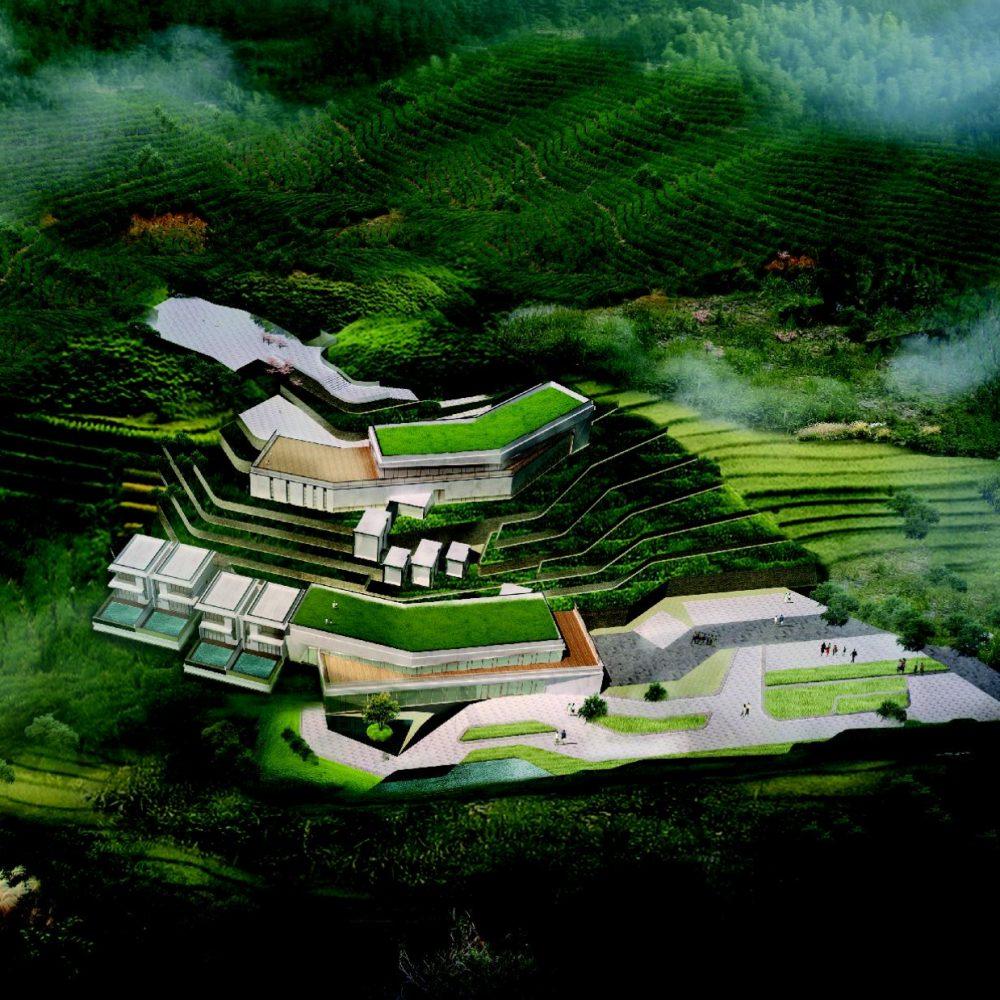 美丽乡村综合体规划与设计--王窍1