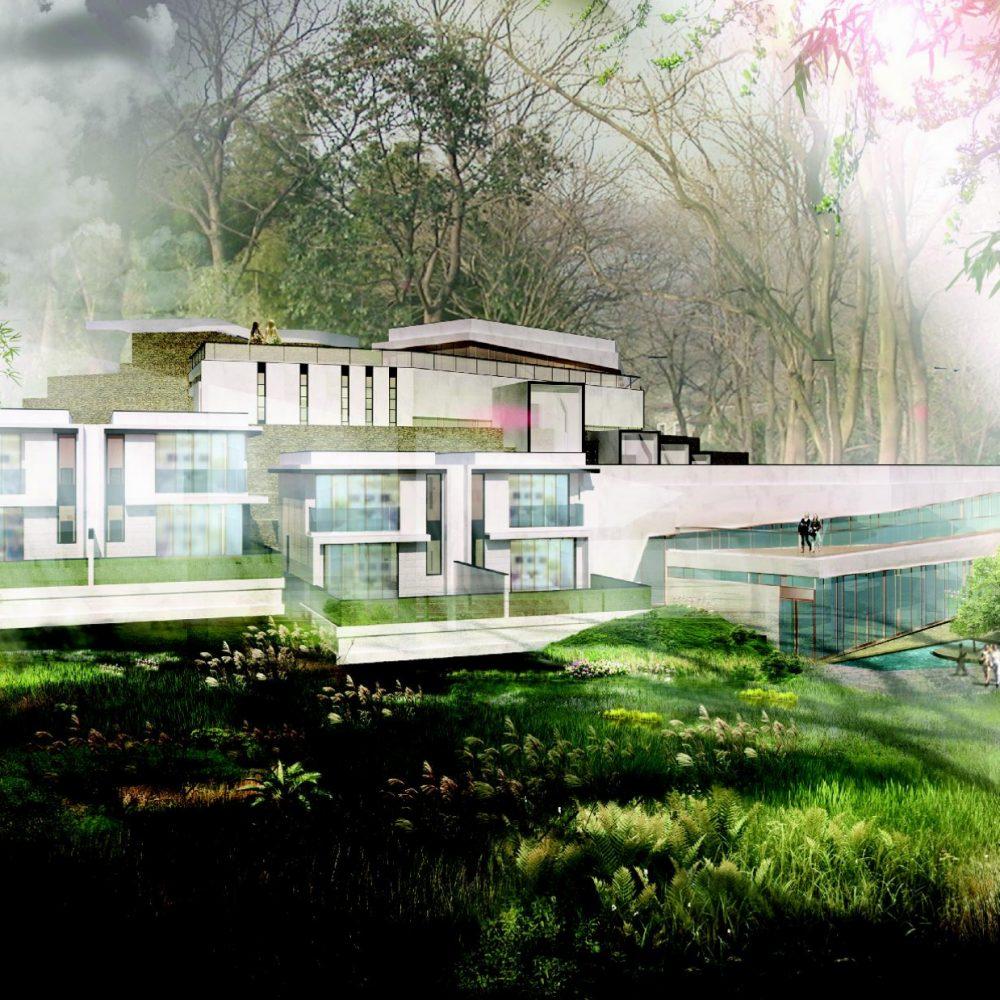 美丽乡村综合体规划与设计--王窍2